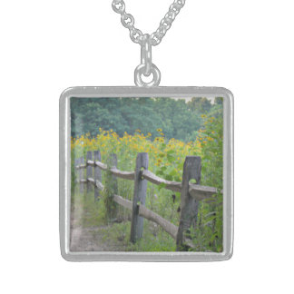 Avalon Meadows Sterling Silver Necklace