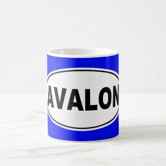 Avalon New Jersey Coffee Mug