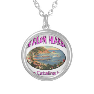 avalon silver plated necklace