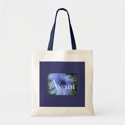 Avani Flower Budget Tote Tote Bag