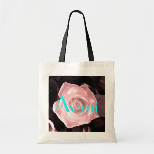 Avani Flower Budget Tote Bag