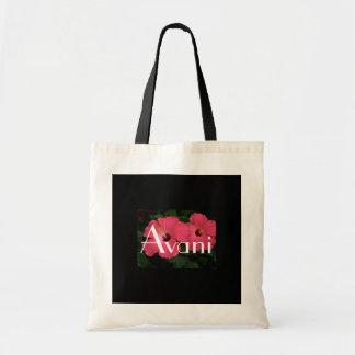 Avani Flowers Budget Tote Tote Bag
