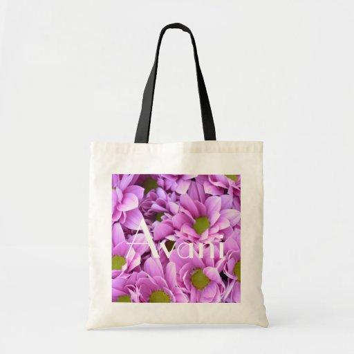Avani Flowers Budget Tote Bag