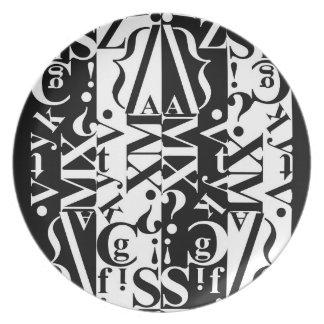 avantacular dishware 2 plate