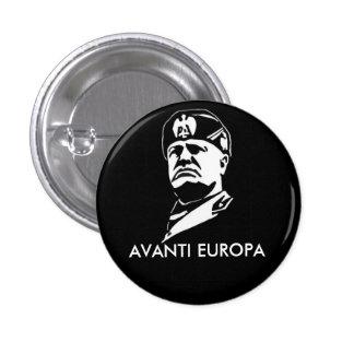 Avanti Europa 3 Cm Round Badge