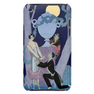 Avarice, 1924 (pochoir print) barely there iPod case