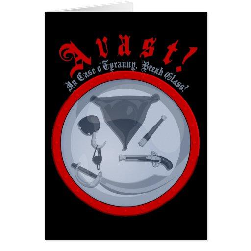 Avast! Card
