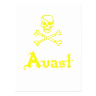 Avast Post Card