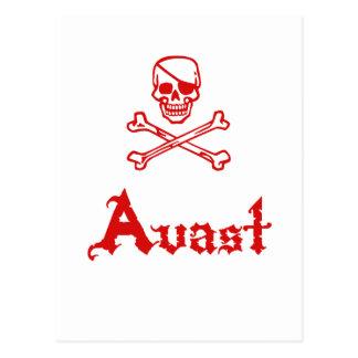 Avast Postcard
