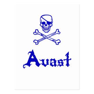 Avast Postcards