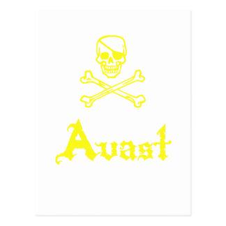 Avast Post Card