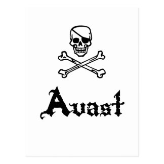 Avast Post Cards
