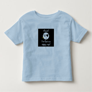 Avast! Toddler T-Shirt