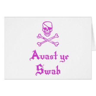 Avast Ye Swab Cards