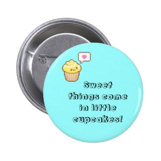 Avatar___Lemon_Cupcake_Love_by_firstfear, Want ... 6 Cm Round Badge
