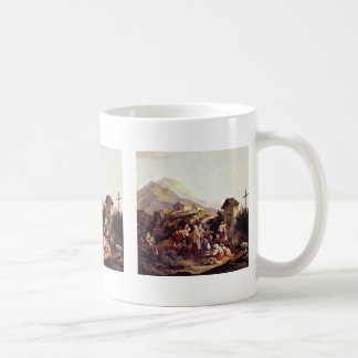 Ave Maria By Richter Ludwig Coffee Mugs