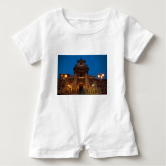 Ave Maria Church in Catania Baby Bodysuit