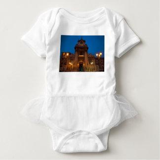 Ave Maria Church in Catania Baby Bodysuit