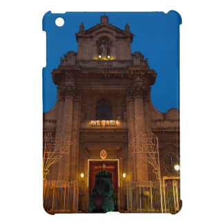 Ave Maria Church in Catania iPad Mini Cover