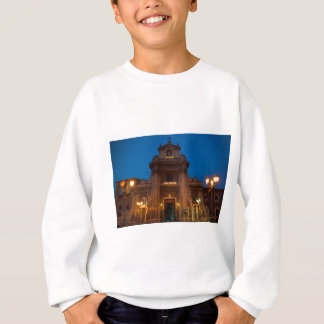 Ave Maria Church in Catania Sweatshirt