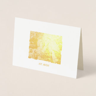 """Ave Maria, Foil Card, Standard (5""""x7"""") Foil Card"""