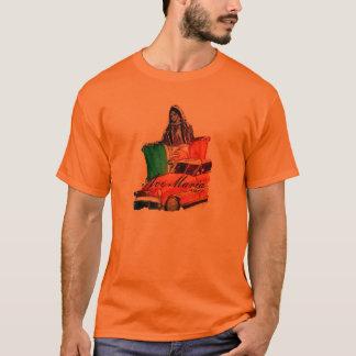 Ave Maria Mexican Folk Art Shirt by Locker 32