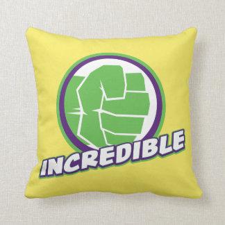 Hulk Logo Cushions - Hulk Logo Scatter Cushions Zazzle.com.au