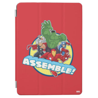 Avengers Assemble! iPad Air Cover
