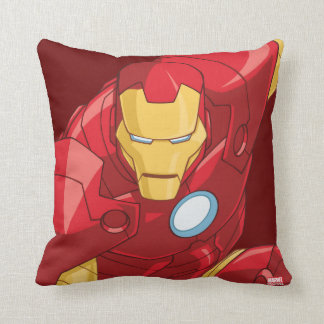 Avengers Assemble Iron Man Character Art Cushion