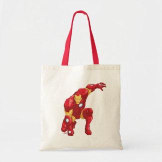Avengers Assemble Iron Man Character Art Tote Bag