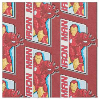 Avengers Assemble Iron Man Graphic Fabric