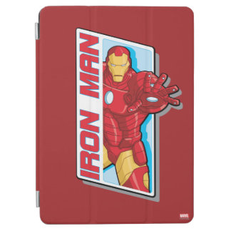 Avengers Assemble Iron Man Graphic iPad Air Cover