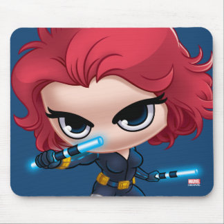 Avengers | Black Widow Stylized Art Mouse Pad