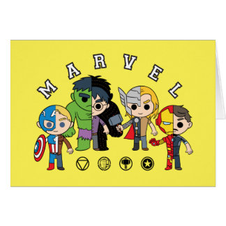 Avengers Classics   Dual Identity Card