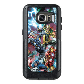 Avengers Classics | Loki And Frost Giants OtterBox Samsung Galaxy S7 Case