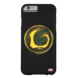 Avengers Classics | Loki Symbol Barely There iPhone 6 Case