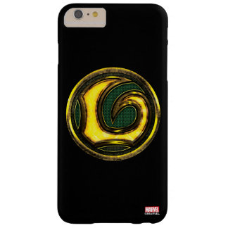 Avengers Classics | Loki Symbol Barely There iPhone 6 Plus Case