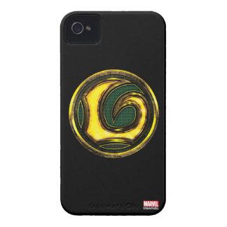 Avengers Classics | Loki Symbol Case-Mate iPhone 4 Cases
