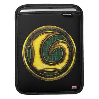 Avengers Classics   Loki Symbol iPad Sleeve