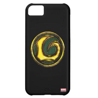 Avengers Classics | Loki Symbol iPhone 5C Case