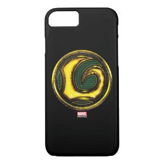 Avengers Classics | Loki Symbol iPhone 7 Case