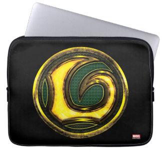 Avengers Classics | Loki Symbol Laptop Computer Sleeves
