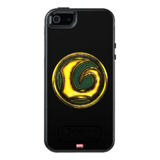 Avengers Classics | Loki Symbol OtterBox iPhone 5/5s/SE Case