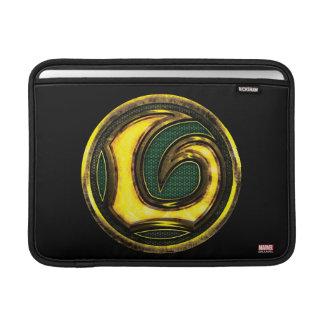 Avengers Classics | Loki Symbol Sleeves For MacBook Air