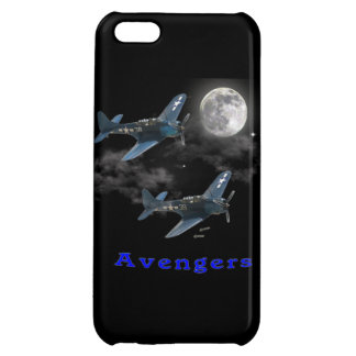 Avengers Dive Bombing iPhone 5C Case