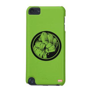 Avengers Hulk Fist Logo iPod Touch 5G Cases