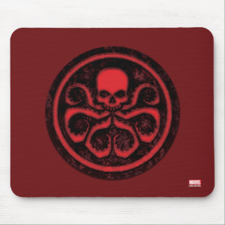 Avengers | Hydra Logo Mouse Pad