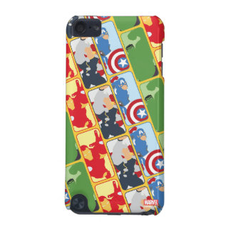 Avengers Iconic Graphic iPod Touch 5G Cases