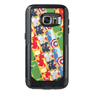 Avengers Iconic Graphic OtterBox Samsung Galaxy S7 Case