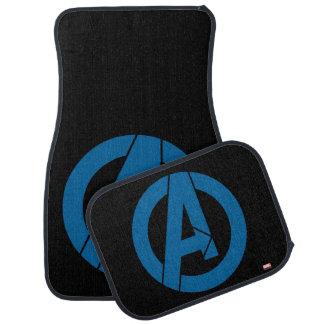 Avengers Logo Car Mat